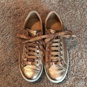 Ugg Rose gold shoes